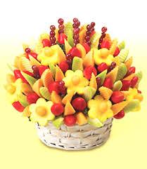 edible fruit flowers edible arrangements sculpted fruit basket gifts gift fruit baskets