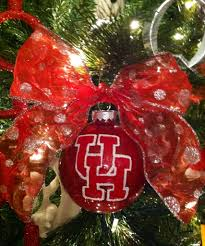 of houston ornament uh