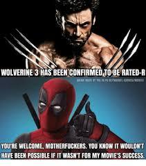 R Meme - 25 best memes about wolverine 3 wolverine 3 memes