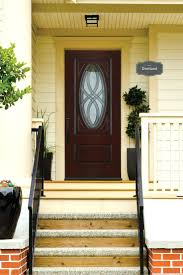 Fiberglass Exterior Doors Lowes by Masonite Front Doors Home Depot Reviews Entry Lowes Company