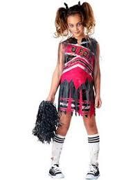 Soccer Zombie Halloween Costume Zombie Cheerleader Costume Ideas Zombie Cheerleader Costume