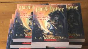 unboxing a lot of harry potter books rare out of print youtube