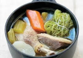 cuisine pot au feu duck pot au feu starring cabbage leaves stuffed with foie food