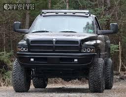 1997 dodge ram 1500 wheel offset 1997 dodge ram 1500 hella stance 5 suspension lift 45