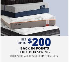 mattresses u0026 accessories u2013 sears