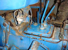 oil u0026 fuel u002773 ford 3000 diesel won u0027t start help