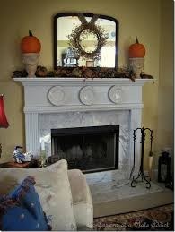 Pottery Barn Fall Decor Ideas Confessions Of A Plate Addict My Pottery Barn Inspired Fall Mantel