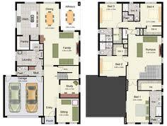 Two Story House Blueprints by 6 Bedroom House Plans Perth Corepad Info Pinterest Perth