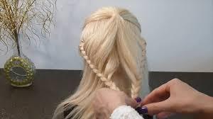 Hochsteckfrisurenen Lange Haare Konfirmation by Einfache Frisur Für Anfänger Konfirmation Kommunion Für