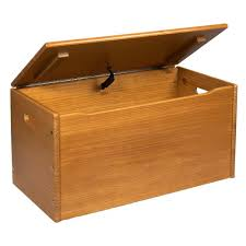 Homemade Toy Box by Amazon Com Little Colorado Toy Storage Chest Unfinished Toys U0026 Games