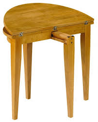 half table for kitchen artistic kitchen conway half moon dining table sale now on your