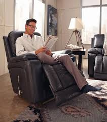 Comfort Recliners The Greyson Recliner Comes With Dad Approved Comfort Father U0027s
