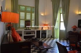 bedroom apartment for rent near wat phnom