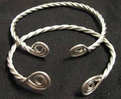 wire bracelet images Magyar conquest era wire bracelet a magyar jurta jpg