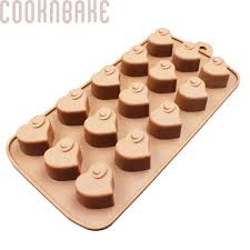 aliexpress com buy cooknbake diy silicone ice cube 15 lattices