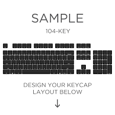 max keyboard custom mechanical keyboard custom color keycap and