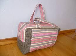 patron couture sac cabas couture grand sac