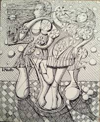 126 best t nudo round cubism drawings images on pinterest