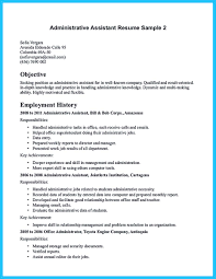 Security Job Objectives For Resumes by Sample Objectives In Resume For Office Staff Free Resume Example