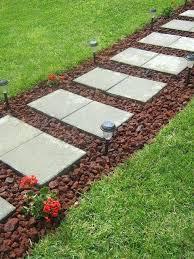 Sidewalk Garden Ideas Backyard Sidewalk Ideas Ingenious And Beautiful Garden Path Ideas