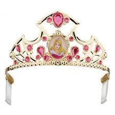 sleeping beauty tiara kids disney princess aurora halloween