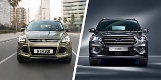 ford kuga suv old vs new compared carwow