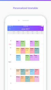 app class pocket schedule class schedule homework planner on the app store