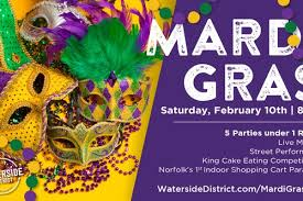 mardi gras for mardi gras 2018 tickets waterside district norfolk va