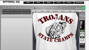 design t shirt software online