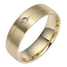 mens gold wedding rings mens gold wedding rings ebay