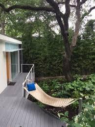 hammock in courtyard picture of kimber modern hotel austin
