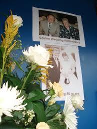 golden wedding anniversary celebration in kilmarnock sarahs