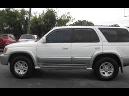 toyota 4runner 1999 limited 1999 toyota 4runner limited for sale in knoxville tn