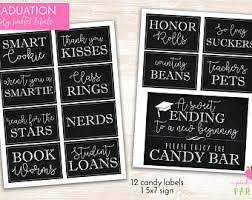 candy labels etsy