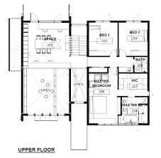 simple architecture blueprints home design ideas