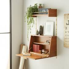Wall Mounted Desk Ideas Best 25 Fold Down Desk Ideas On Pinterest Murphy Kids Regarding