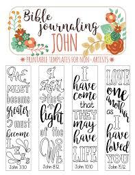 romans 4 bible journaling printable templates illustrated