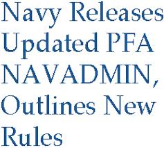 new prt standards navy recruiting command