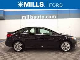 ford focus titanium silver 2017 ford focus titanium sedan brainerd mn st cloud grand
