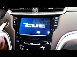cadillac srx cue system adding factory navigation to a 2013 cadillac xts cue system