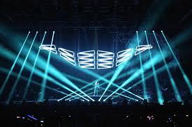 grid kinetic lights
