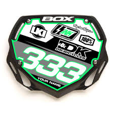 custom motocross helmet box custom bmx plate u0027racer aqua u0027 rival ink design co custom