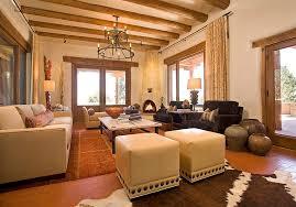 Santa Fe Style Interior Design by Courtyard Santa Fe Style Interiors Impressive Project On