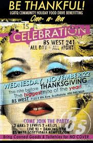before thanksgiving at bs west echo magazine