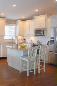 Small Kitchens Pinterest by Cream Small Kitchen Normabudden Com