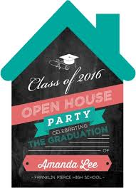 open house invitations graduation open house invitation wording ideas college high school