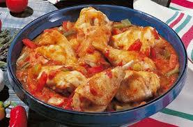 cuisine minceur thermomix mincir avec thermomix spécial régime dukan poulet basquaise