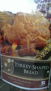 will turkey shaped bread grace your thanksgiving table seen at