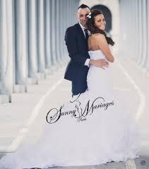 photo de mariage originale robe de mariee originale et pas cher pour un mariage de princesse