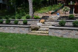 Breezewood Gardens Chagrin Falls - versa loc retaining wall breezewood gardens